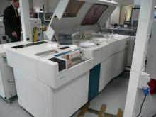 City General Hospital - Siemens ADVIA analyser